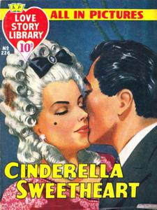 Love Story Picture Library 0226 - Cinderella Sweetheart [1958] (Mr Tweedy