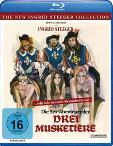 The Sex Adventures of the Three Musketeers (1971) [DUBBED]