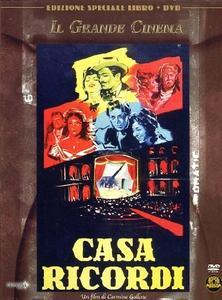 House of Ricordi / Casa Ricordi (1954)
