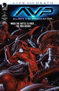Aliens vs Predator - Life and Death 02 of 04 2017 digital