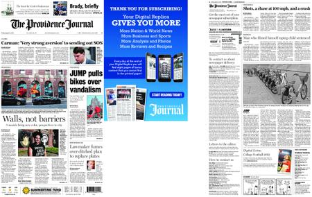 The Providence Journal – August 23, 2019