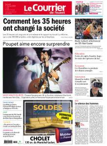 Le Courrier de l'Ouest Cholet – 01 février 2020