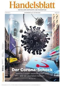 Handelsblatt - 20-22 März 2020