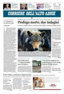 Corriere dell'Alto Adige - 12 Ottobre 2017
