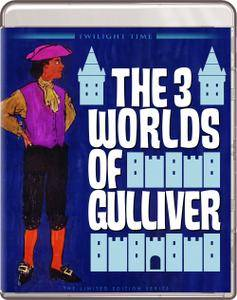 The 3 Worlds of Gulliver (1960) + Extras