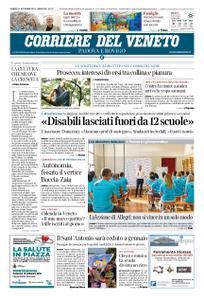 Corriere del Veneto Padova e Rovigo – 13 settembre 2019