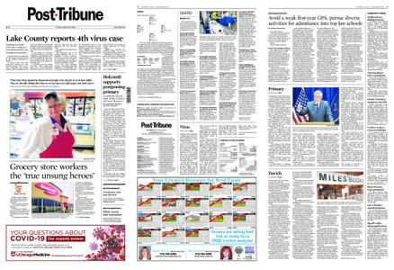 Post-Tribune – March 20, 2020