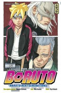 Boruto - Naruto next generations - Tome 6 2019
