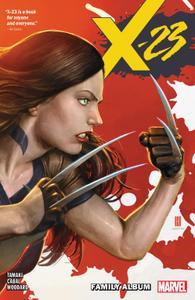 X-23 v01-Family Album 2019 Digital Kileko