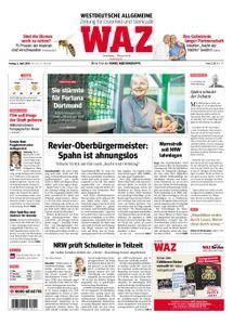 WAZ Westdeutsche Allgemeine Zeitung Oberhausen-Sterkrade - 06. April 2018
