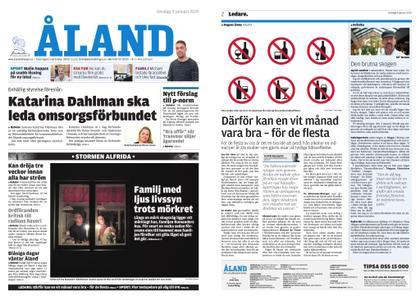 Ålandstidningen – 09 januari 2019