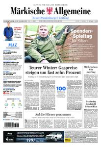 Neue Oranienburger Zeitung - 24. November 2018