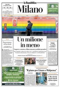 la Repubblica Milano - 27 Febbraio 2020