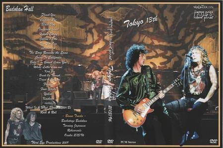 Jimmy Page & Robert Plant - Tokyo 13th (2009)