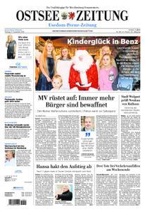 Ostsee Zeitung Wolgast - 17. Dezember 2018