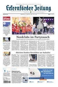 Eckernförder Zeitung - 11. Juni 2019