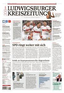 Ludwigsburger Kreiszeitung - 15. Januar 2018