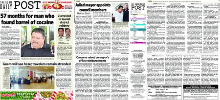 The Guam Daily Post – January 14, 2020