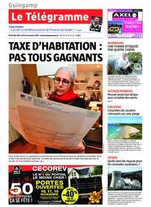 Le Télégramme Guingamp – 13 novembre 2019