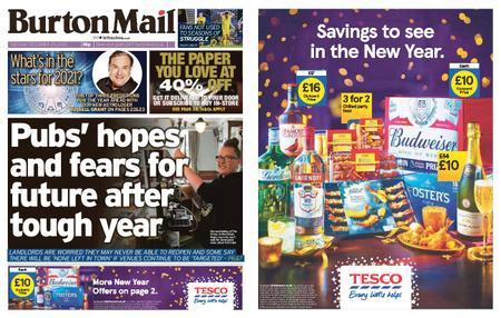 Burton Mail – December 29, 2020