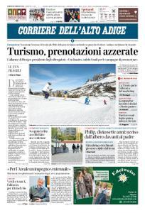 Corriere dell'Alto Adige – 28 febbraio 2020
