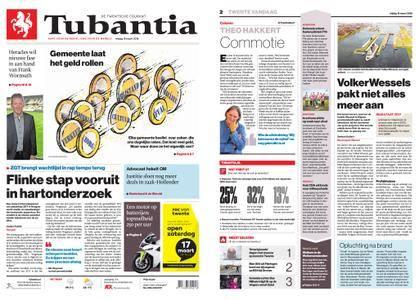 Tubantia - Enschede – 16 maart 2018