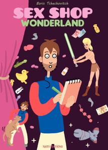 Sex Shop Wonderland - Tome 1