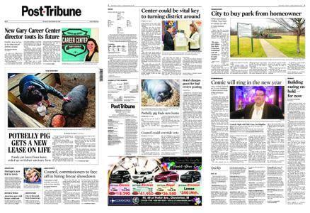 Post-Tribune – December 26, 2017
