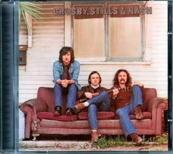 Crosby, Stills & Nash - Crosby, Stills & Nash (1969) {1994, Remastered}
