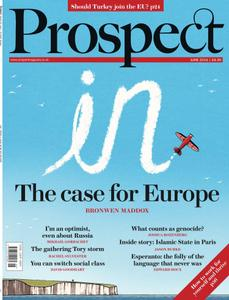 Prospect Magazine - June 2016