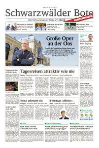 Schwarzwälder Bote Oberndorf - 28. Juli 2018