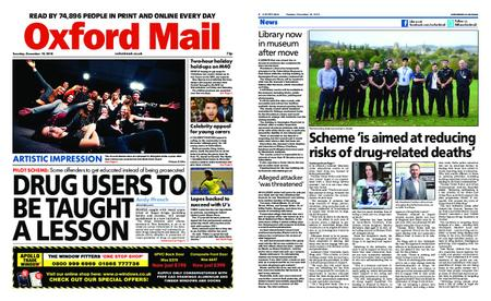 Oxford Mail – December 18, 2018