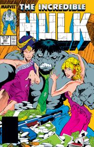 Incredible Hulk 347 1988