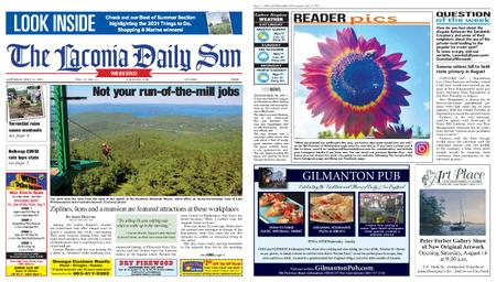 The Laconia Daily Sun – July 31, 2021