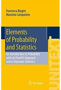 Elements of Probability and Statistics [Repost]