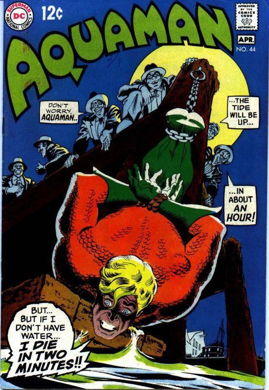 For Whomever - Aquaman v1 44 cbr