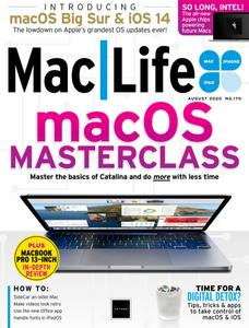 MacLife UK - August 2020