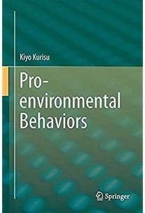 Pro-environmental Behaviors [Repost]