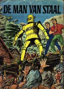 Archie De Man Van Staal - 07 - De Goudmijn Andere scan