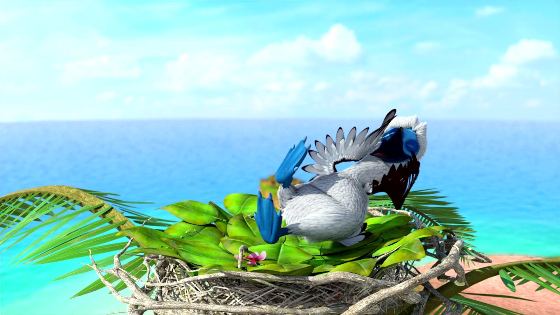 Larva Island S02