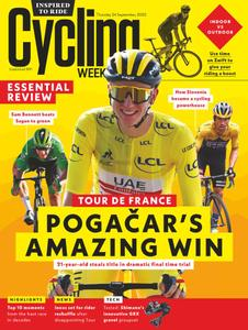 Cycling Weekly - September 24, 2020