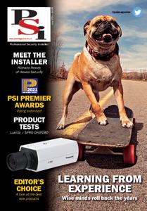 PSI Professional Security Installer - July 2021