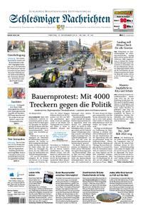Schleswiger Nachrichten - 15. November 2019