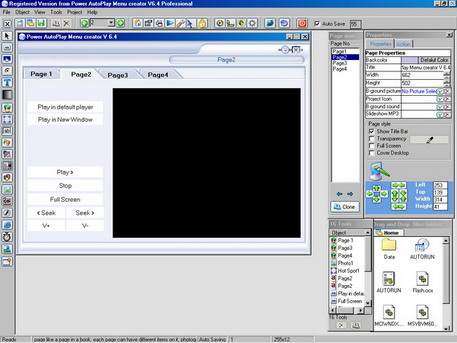 Power AutoPlay Menu Creator Professional ver. 6.6.200606