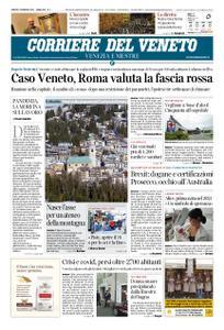 Corriere del Veneto Venezia e Mestre – 02 gennaio 2021