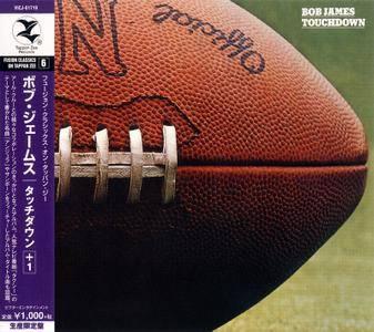 Bob James - Touchdown (1978) Japanese Remastered Reissue 2015