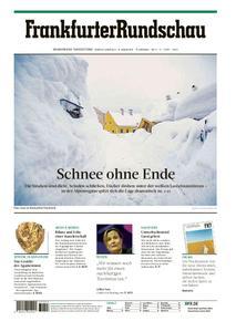 Frankfurter Rundschau Main-Taunus - 12. Januar 2019