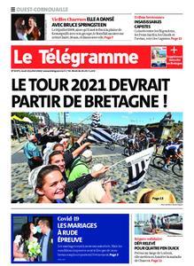 Le Télégramme Ouest Cornouaille – 23 juillet 2020