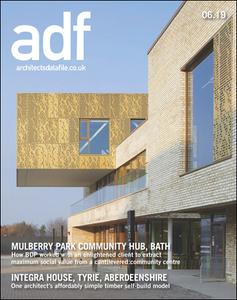 Architects Datafile (ADF) - June 2019