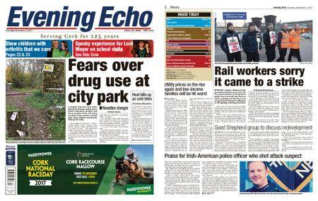 Evening Echo – November 02, 2017
